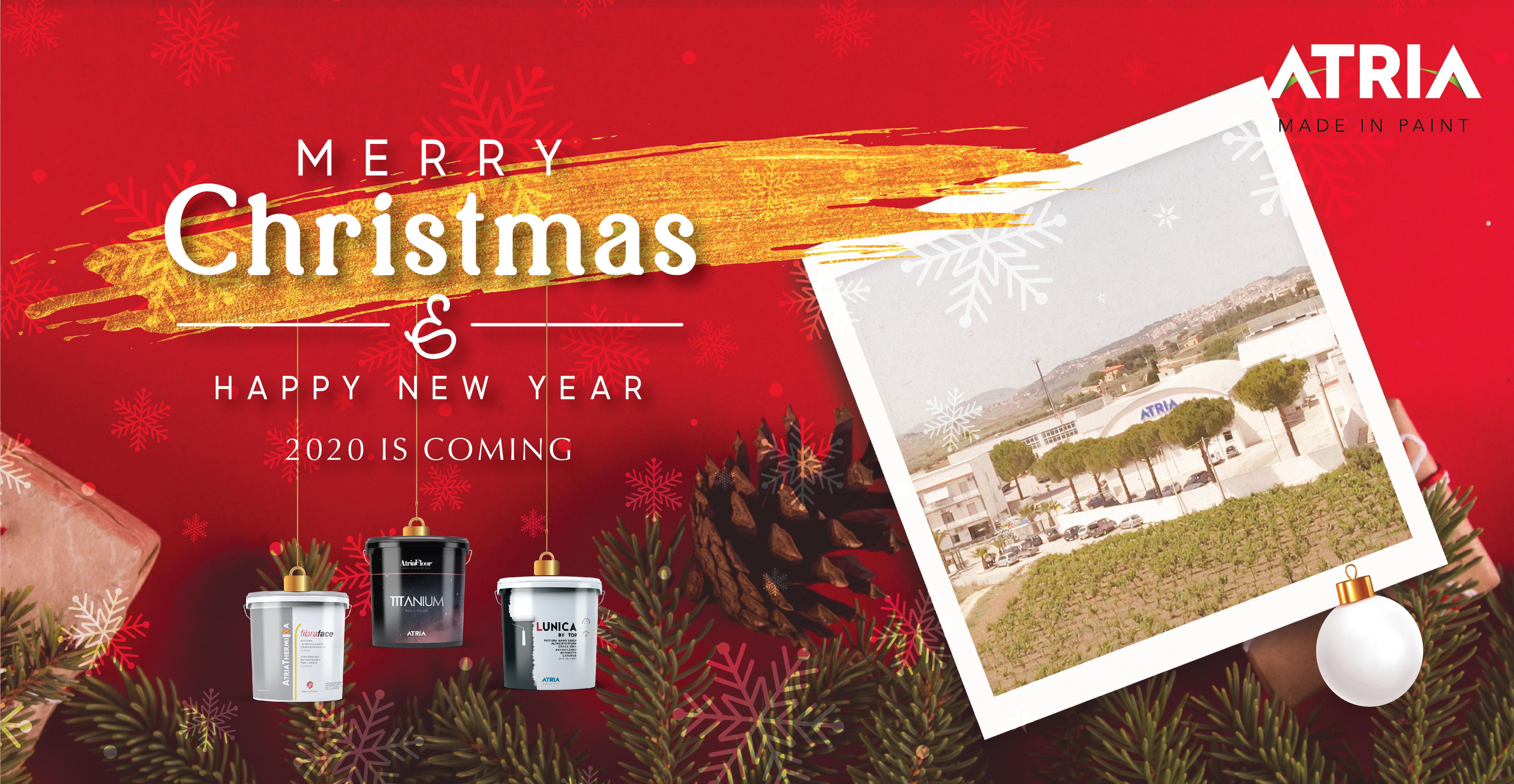 HAPPY CHRISTMAS HOLIDAYS!